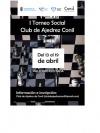 Social, Cirucito Gaditano, Club De Ajedrez Conil, Fada